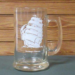 The Hungry Fisherman Beer Mug Sailing Ship